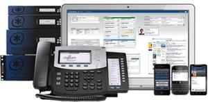 مرکز تلفن اینترنتی - سانترال اینترنتی - hosted pbx - cloud pbx - ippbx